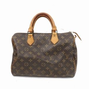 Auth Louis Vuitton Speedy 30 Bag #1030L19